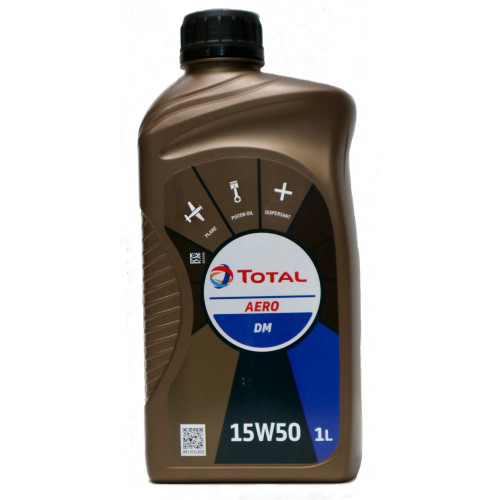Total Aero DM 15W50
