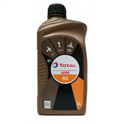 Total Aero 80 - 1 Litre Bottle
