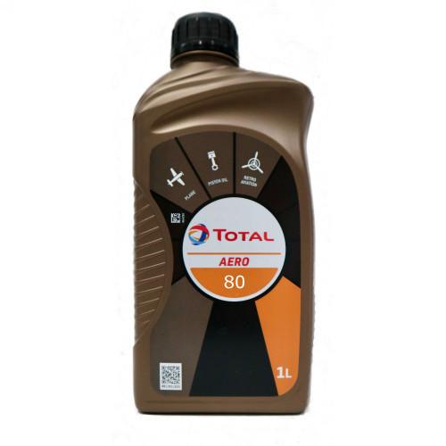 Total Aero 80 - 1 Litre Bottle