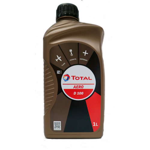 Total Aero D100 - 1 Litre Bottle