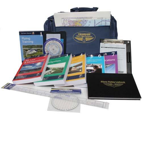 Transair PPL Study Pack inc South 1:500 000