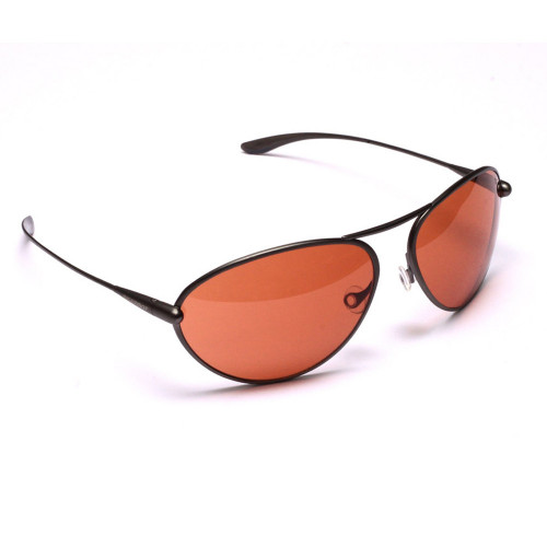 Bigatmo - Tropo Gunmetal Frame - Copper/Brown Photochromic lens
