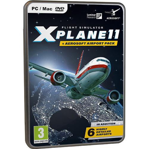 XPLANE 11 + Aerosoft Airport Pack