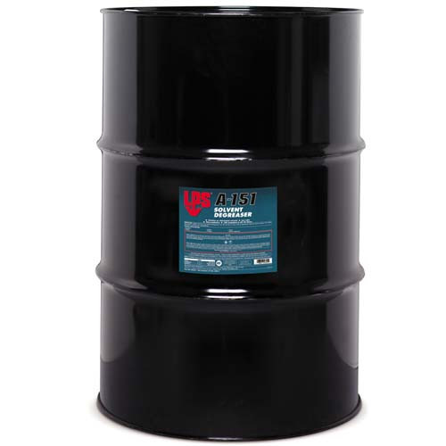 LPS A-151 Degreaser 205 Litre Drum