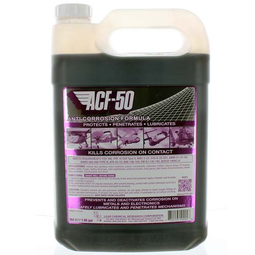ACF-50 Anti Corrosion - 4 litre Bottle