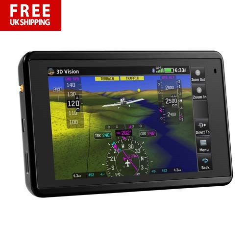 Garmin Aera 660 Aviation GPS