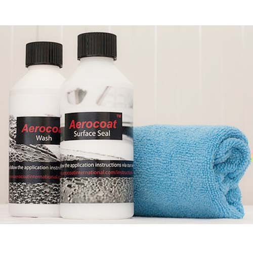 AeroCoat Aircraft Polish Kit
