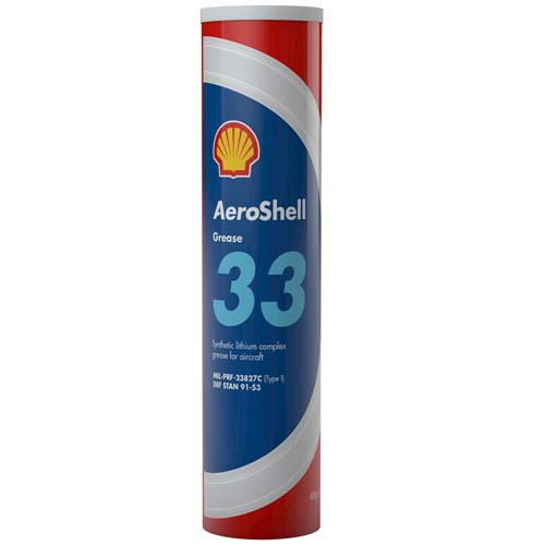 AeroShell Grease 33 - 400 Gram Cartridge