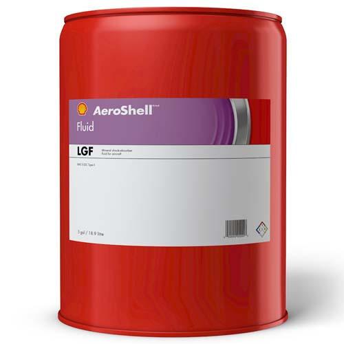 AeroShell Landing gear Fluid (LGF) - 5 US Gallons