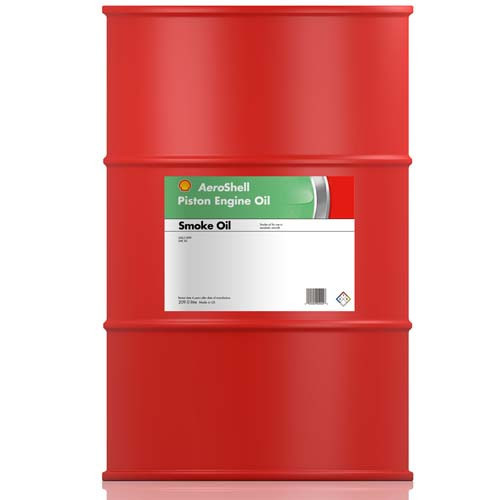 AeroShell Smoke Oil - 209 Lt Drum