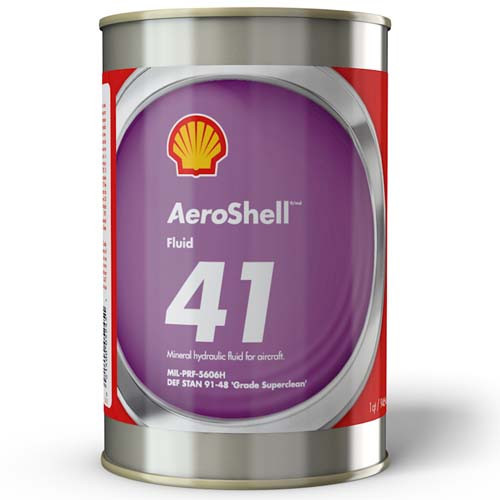 AeroShell Fluid 41 - 1 US Quart
