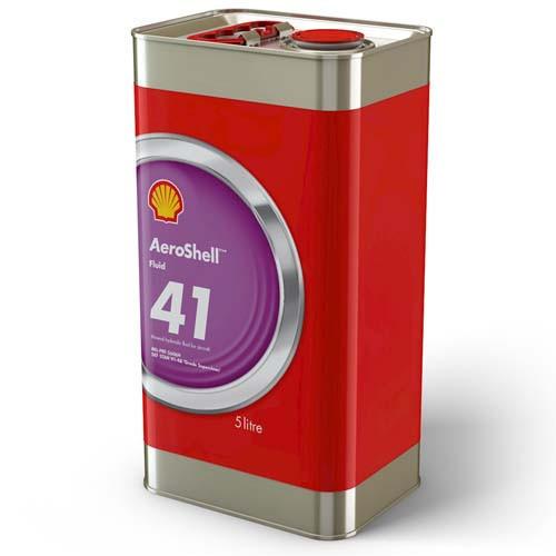 AeroShell Fluid 41 - 5 Litre Tin
