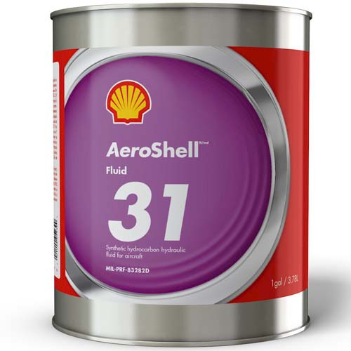 AeroShell Fluid 31 - 1 US Gallon