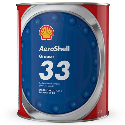 AeroShell Grease 33 - 3Kg