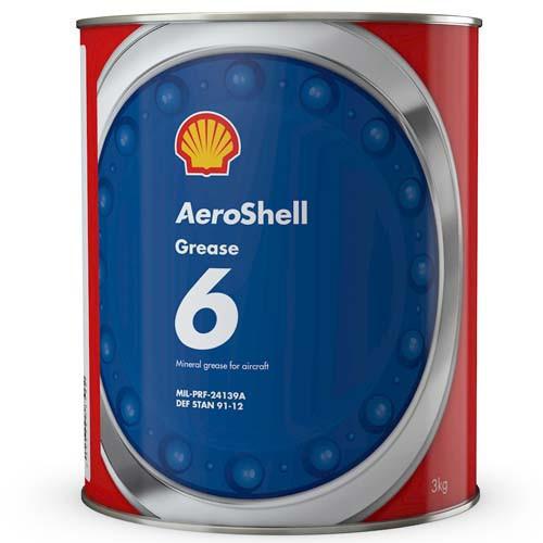 AeroShell Grease 6 - 3Kg