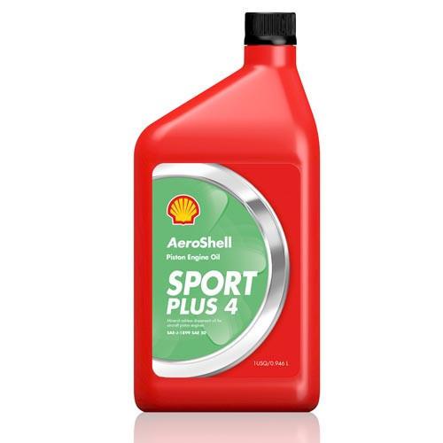 AeroShell Sport Plus 4 - 1 Litre Bottle