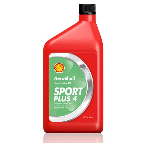 AeroShell Sport Plus 4 - 1 Litre Bottle