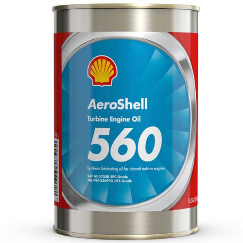 AeroShell Turbine OIL 560 - 1 US Quart