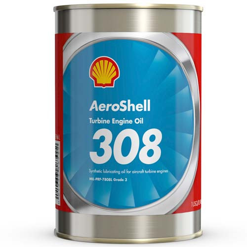 AeroShell Turbine OIL 308 - 1 US Quart
