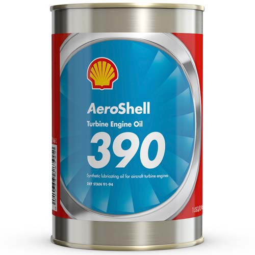 AeroShell Turbine OIL 390 - 1 US Quart