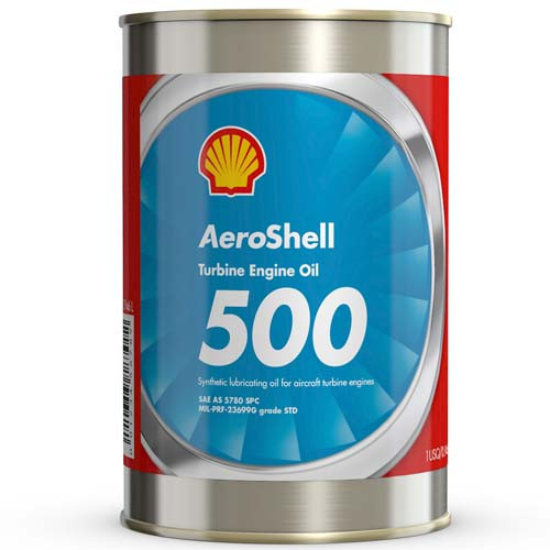 AeroShell Turbine OIL 500 - 1 US quart can