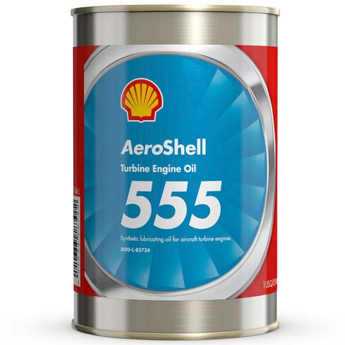 AeroShell Turbine OIL 555 - 1 US Quart