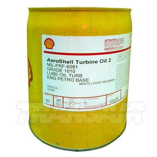 AeroShell Turbine OIL 2 - 20Lt