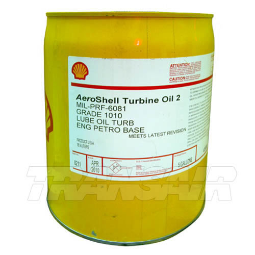 AeroShell Turbine Oil 2 - 20 Litre Barrel