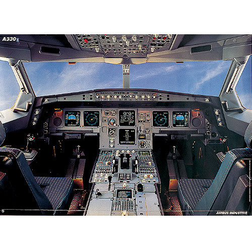 Poster - Airbus A330