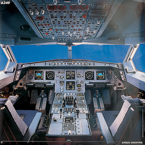 Poster - Airbus A340