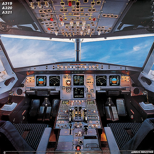Poster - Airbus A319/320/321