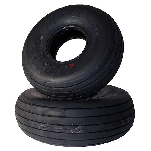Aircraft Tailwheel Tyre AD1B2 Size 10 X 3.50-4