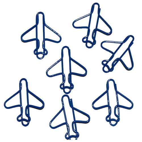 Paper Clip Aeroplanes  (40)