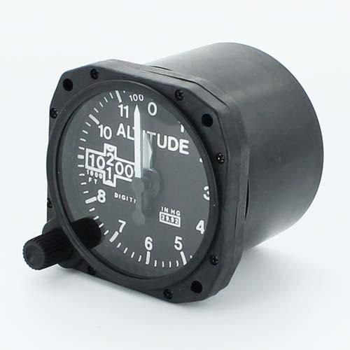 Desk Clock - Altimeter