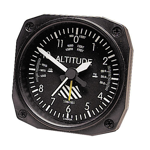 Desk Alarm CLock - Altimeter