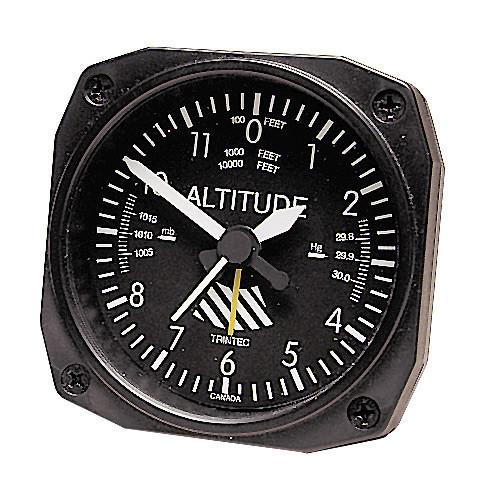 Desk Alarm CLock - Altimeter