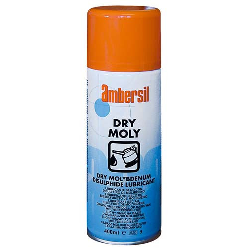 Ambersil Dry Moly 400 ml (Case of 12)