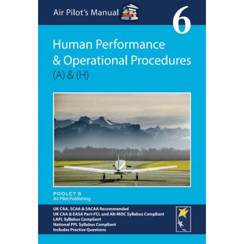 APM Vol 6 - Human Performance & Ops Procedures
