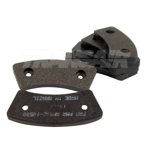 Aircraft brake lining APS66-02200