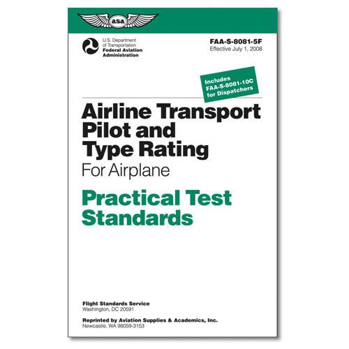 PRAC TEST STD'S ATP & TYPE Rating