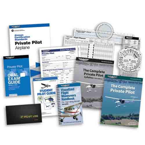 ASA FAA - PPL (A) Pilot Study Kit