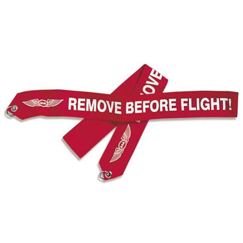 ASA - Remove before flight banner