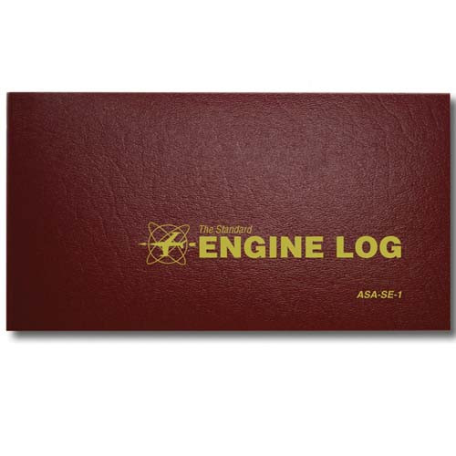 ASA Engine Logbook - Standard