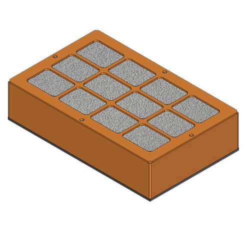 Brackett Filter Element BA-5805