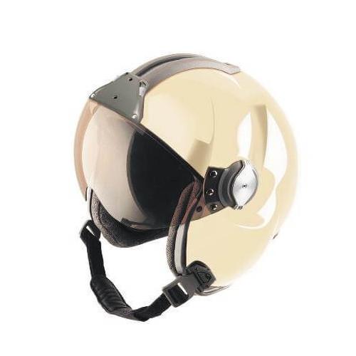 Plain MSA helmet