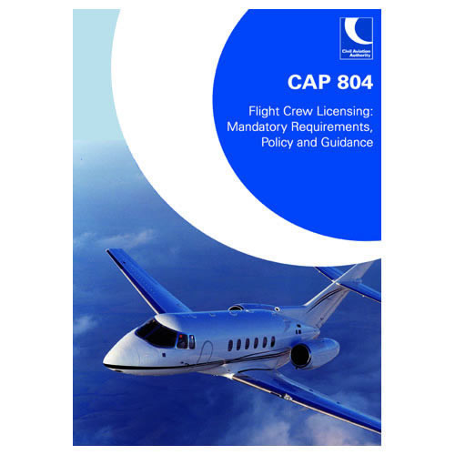 CAP 804 - Flight Crew Licensing