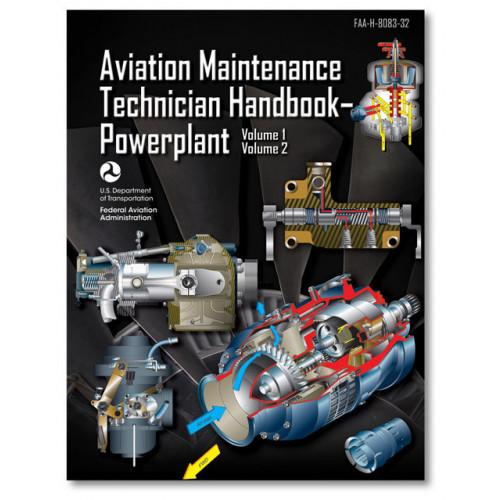 Aviation Maintenance Technician Handbook: Powerplant