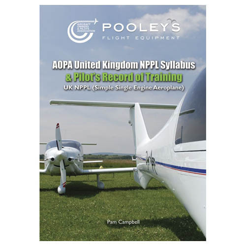 Pooleys NPPL Pilots record of training