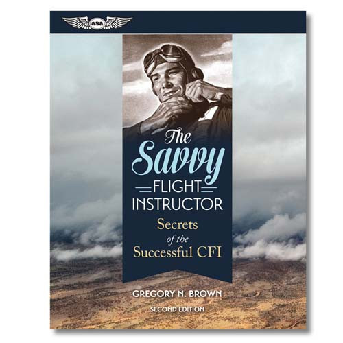 Savvy Flight Instructor