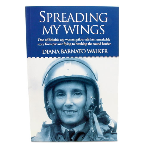 Spreading My Wings - Diana Barnato Walker